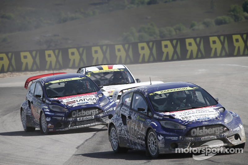 Bakkerud wins World RX at Lydden Hill to snatch championship lead