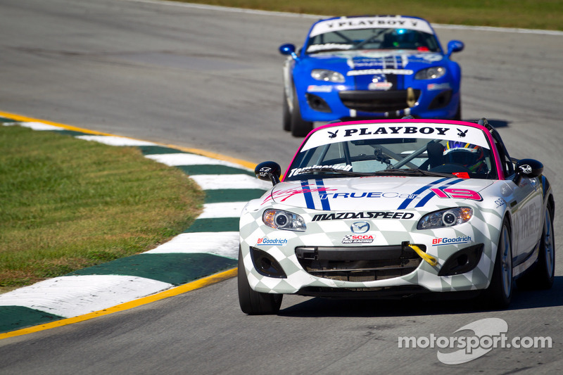 Tominovich will make her Pirelli World Challenge debut at her home track