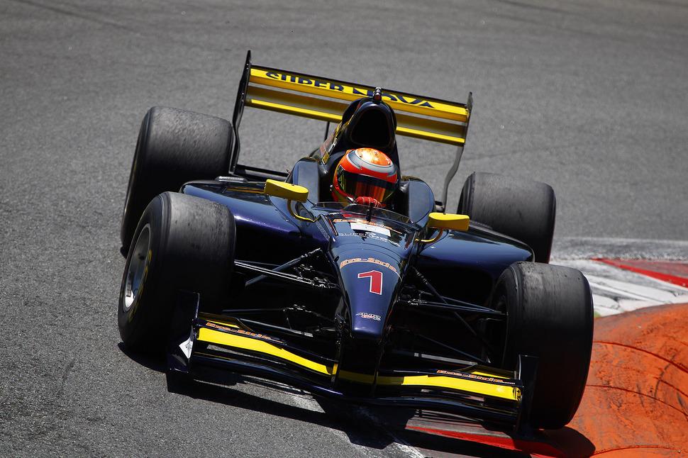 Super Nova's Markus Pommer cruises to pole at Monza