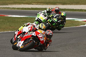MotoGP Race report Bridgestone: Marquez emerges victorious in magical Mugello due