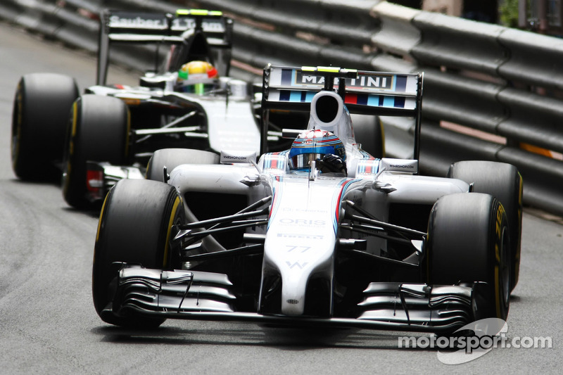 Williams Martini Racing prepared for high-speed challenge at Montreal