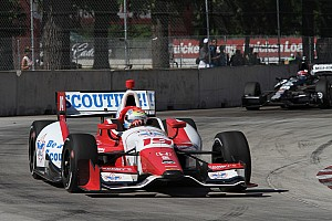 IndyCar Preview Justin Wilson Texas-Bound for Firestone 600