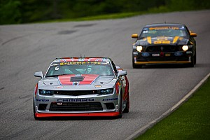 Stevenson Motorsports secures solid starting spots for Saturday's CTSCC Grand Prix of Kansas