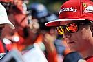 Montreal rumor: Ferrari to axe Raikkonen?