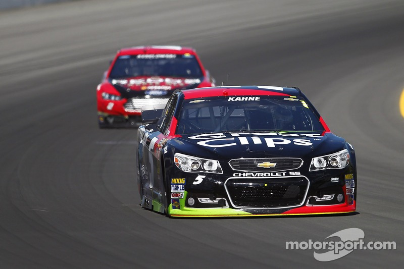 Kahne's 2014 struggles continue at Pocono
