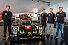Lotus LMP unveiled at Le Mans