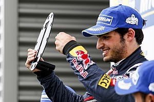 "Formula V8 3.5 Breaking news Carlos Sainz: ""This has to be my year"""