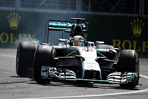 Formula 1 Breaking news Mercedes understands Canada problems - Wolff