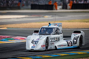 Le Mans Race report Nissan ZEOD RC heroic electric lap - video