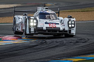 Le Mans Breaking news Goliath vs. Goliath: Porsche to the lead with just over three hours to go