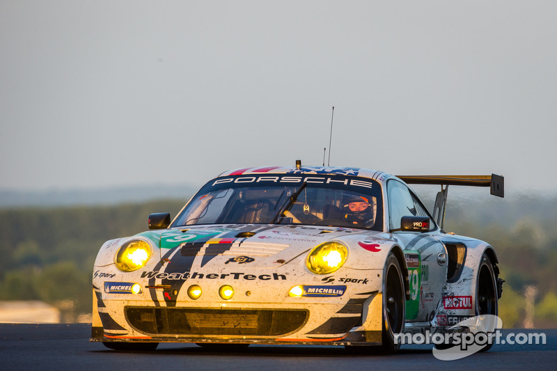 WeatherTech Racing finishes fifth in LMGTEPRO at Le Mans