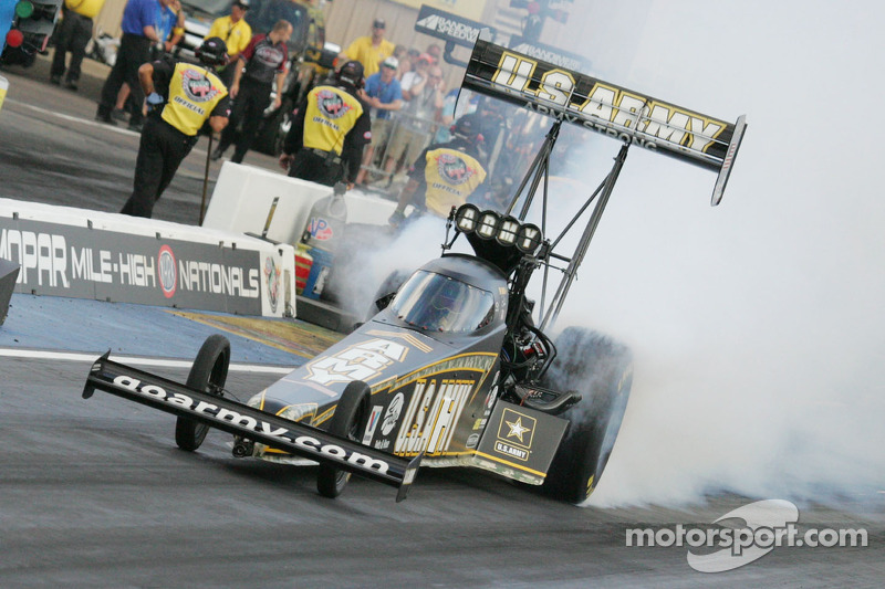 Long day at Thunder Valley Nationals for Schumacher, Brown
