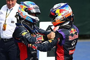 Beating Vettel 'says a lot about me' - Ricciardo