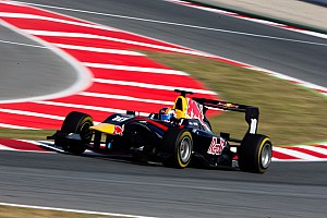 GP3 Practice report Lynn sets the pace at the Red Bull Ring