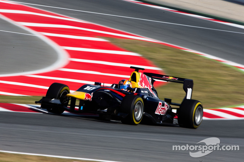 Lynn sets the pace at the Red Bull Ring