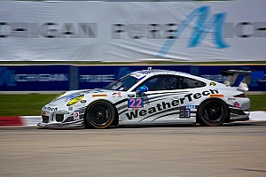 WeatherTech Racing ready for a weekend at the Glen