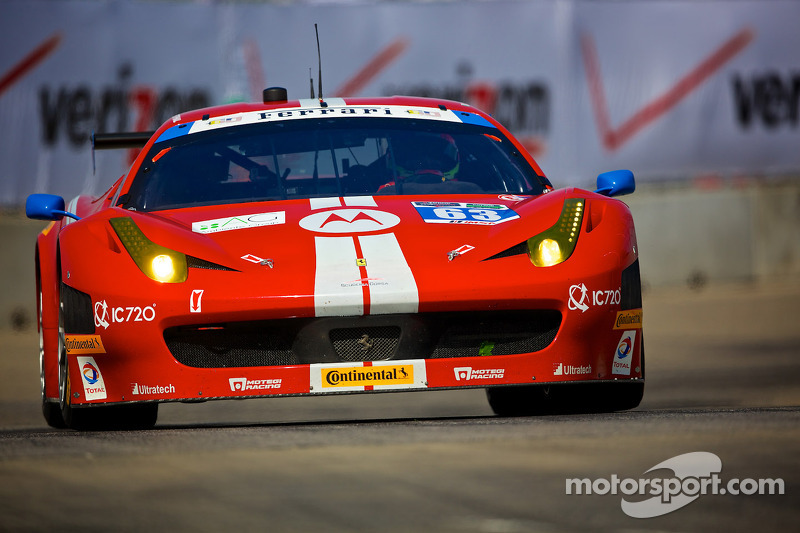 Scuderia Corsa looking for second win of year at the 'Glen