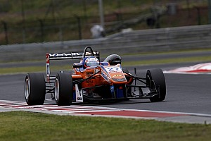 F3 Europe Qualifying report First pole position of the year for Felix Rosenqvist