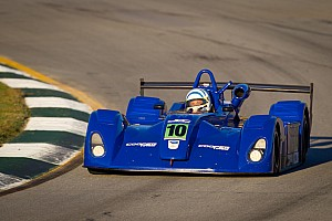 Goikhberg scores in Prototype Lites at Watkins Glen