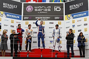Formula V8 3.5 Race report Moscow: Sergey Sirotkin, the Tsar at home