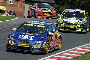 BTCC Race report Jordan rejoins title battle with Race Three victory at Croft