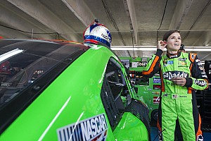 NASCAR Sprint Cup Race report Top-10 start fades to 21st for Danica Patrick