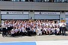 Williams Martini gets set for British GP