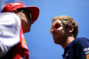 Raikkonen problems similar to Vettel's - manager