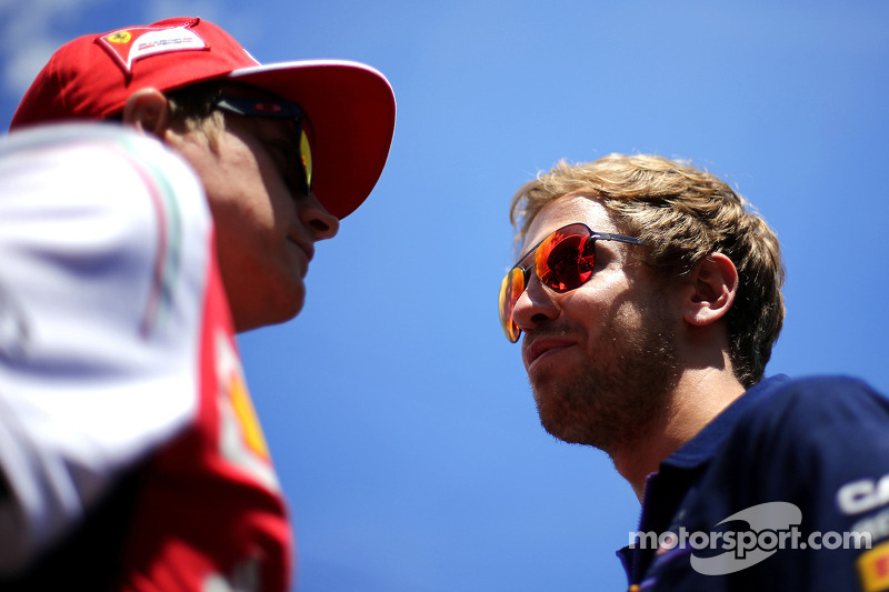 Raikkonen problems similar to Vettel's - manager
