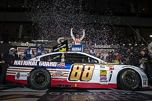 NASCAR Sprint Cup Interview What does Dale Earnhardt Jr. think about his chances at Daytona this weekend?