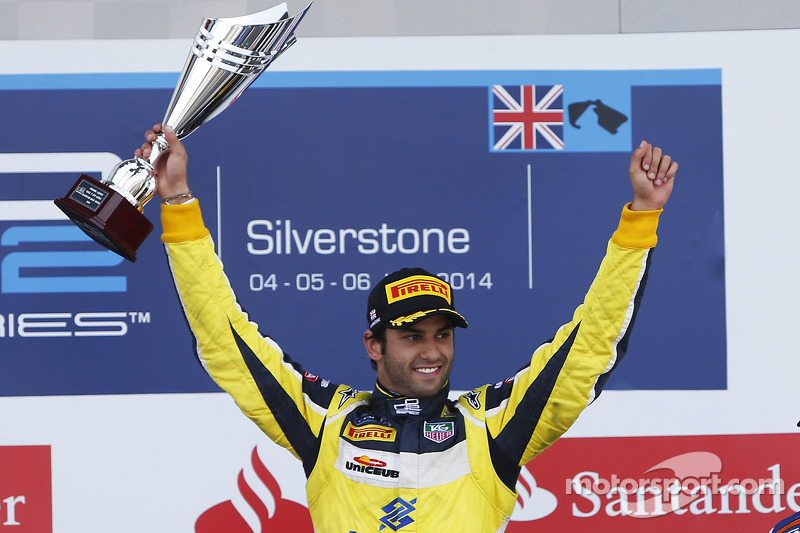 Nasr shines in Silverstone Sprint Race