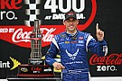 Now that Aric Almirola has his win, he really shouldn't sweat the Chase