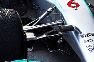 Formula 1 Breaking news Mercedes to remove 'Fric' for Hockenheim
