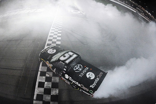Erik Jones posts first truck win at Iowa Speedway
