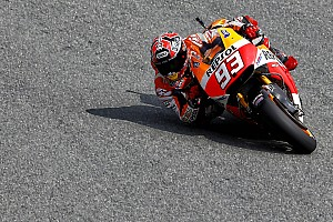 Marquez notches up another pole record in dominant fashion in Germany