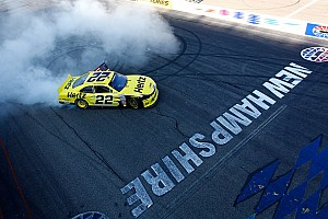 NASCAR XFINITY Race report Keselowski dominates Nationwide race at New Hampshire