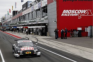 DTM Race report Audi driver Ekström shines with recovery