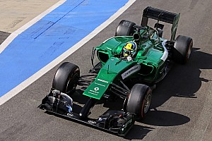 Formula 1 Breaking news Caterham most likely to lodge Fric protest - report