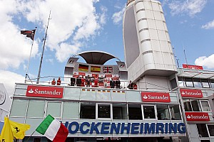 Formula 1 Breaking news Weekend could be last blast at 'new' Hockenheim
