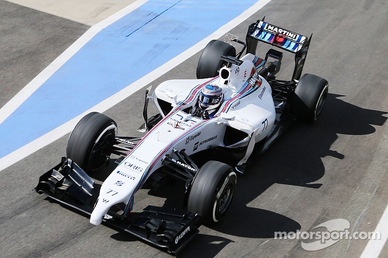 Smedley hopes Hockenheim can be a good track for Williams Martini team