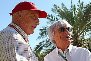 Lauda wants re-think after decade of F1 revolution