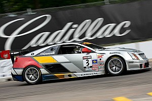 PWC Qualifying report Cadillac Racing to start fifth, seventh in Streets of Toronto race