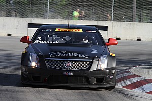 Cadillac Racing's O'Connell third, Pilgrim sixth in Toronto