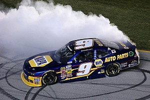 NASCAR XFINITY Race report Chase Elliott scores third win of the season at Chicagoland