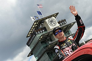 NASCAR Sprint Cup Preview Busch hopes Indy success carries over at the Brickyard