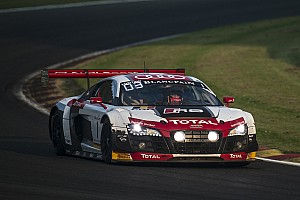 Blancpain Endurance Race report 24 Hours of Spa halfway report - Audi leads the way