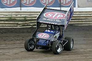 Patience pays off for Donny Schatz as he wins at Autodrome Drummond