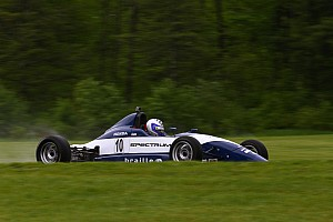 USF2000 Race report Cape Motorsports sweeps USF2000 Toronto races
