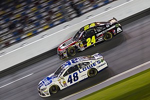 NASCAR Sprint Cup Special feature The 'Drive For Five' is very much alive....but beware the No. 48