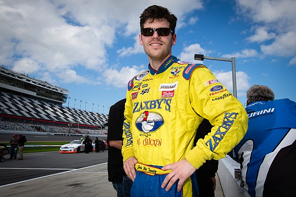 UPDATE: John Wes Townley sent to hospital after crash
